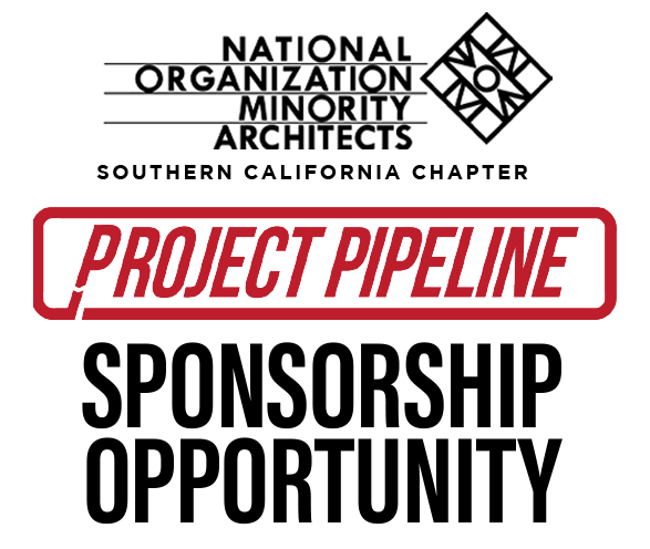 Project Pipeline Sponsorship Opportunity