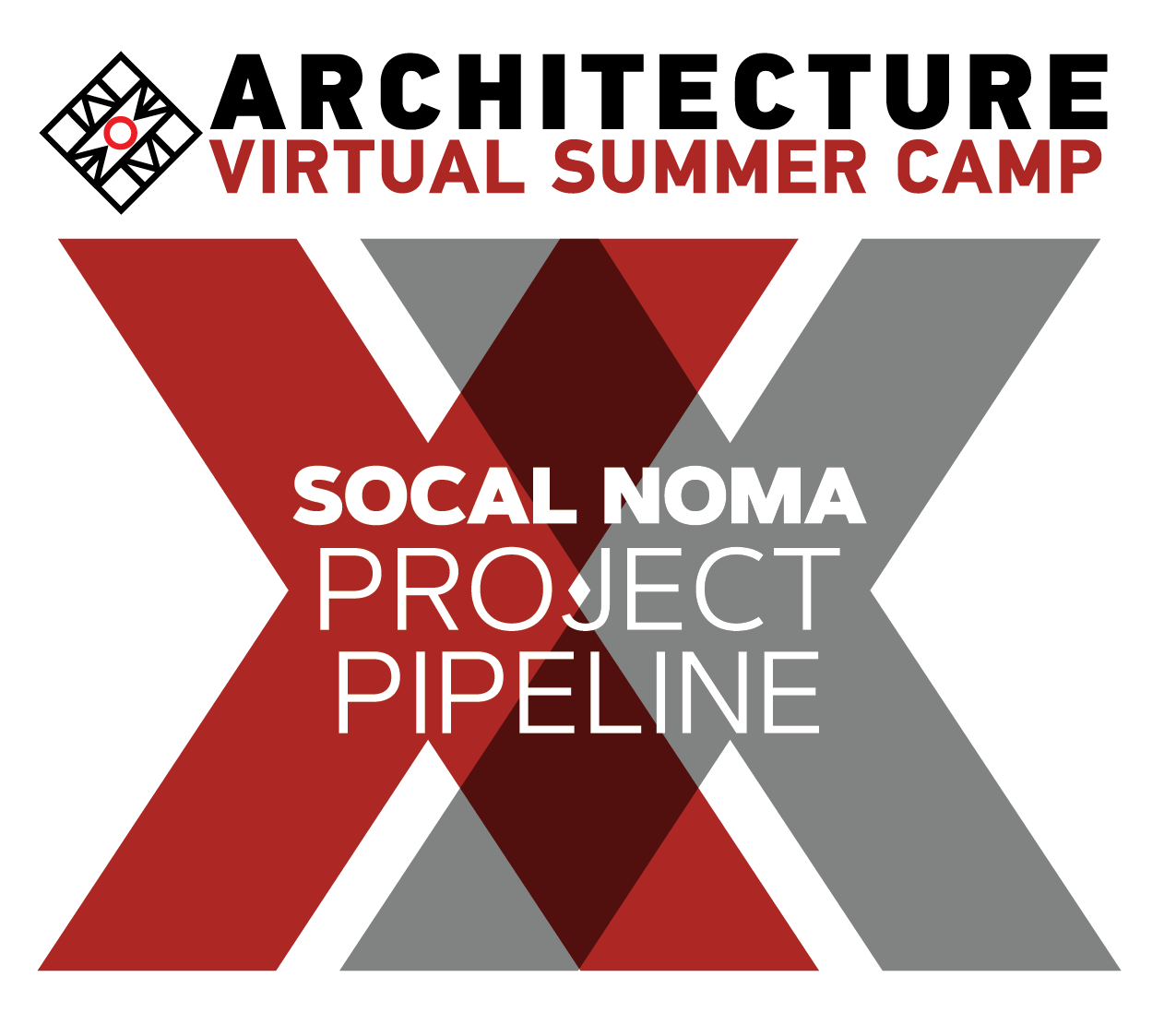 virtual summer camp 2020 logo